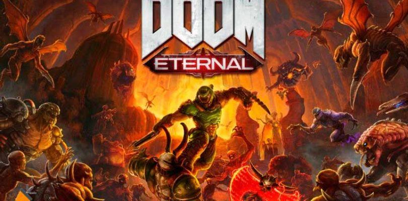 Este próximo 8 de diciembre DOOM Eternal llega a Nintendo Switch