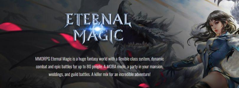 El 17 de julio arranca la beta de Eternal Magic