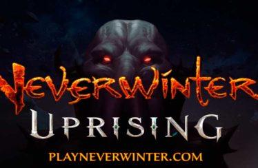 Neverwinter Uprisingya está disponible en consola