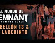 """Remnant: From the Ashes nos ofrece un vistazo a su """"hub"""" principal y al """"Laberinto"""""""