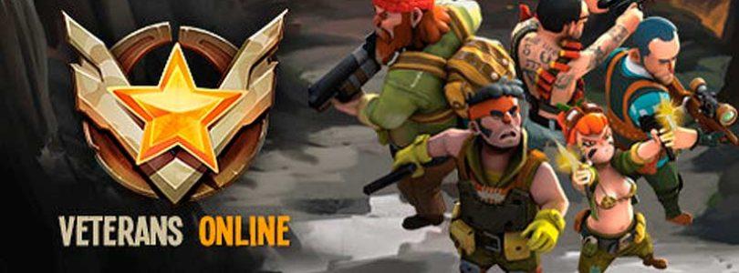 Veterans Online – Lanzamiento oficial de este shooter Top-down Free to Play