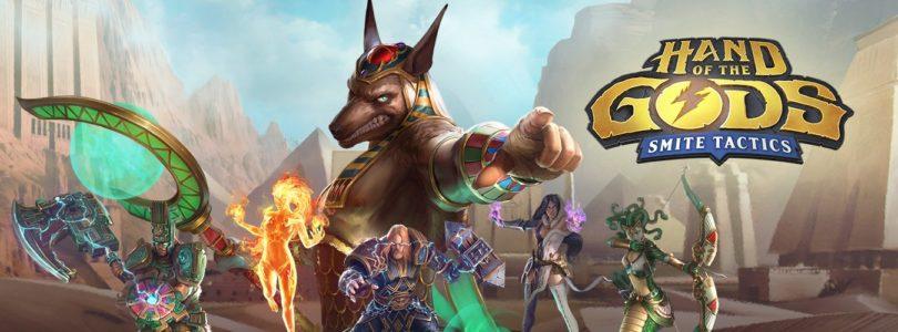 Hand of the Gods, el juego de cartas de Smite, cerrará el 1 de enero