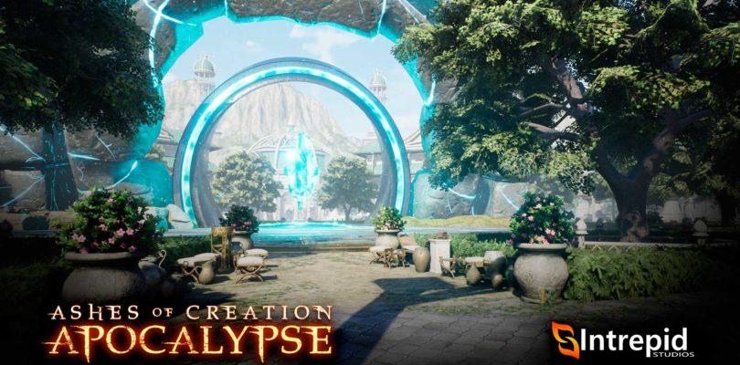 Ashes of Creation Apocalypse anuncia su nueva fase de pruebas y estará disponible en Steam