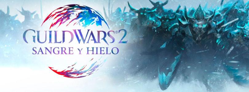 """Guild Wars 2 – """"Sangre y Hielo"""" es el nuevo capítulo en el mundo viviente"""