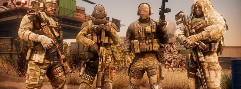 Hired Ops – Shooter gratuito en acceso anticipado de Steam
