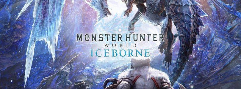 Ya disponible la tercera actualización de Monster Hunter World: Iceborne