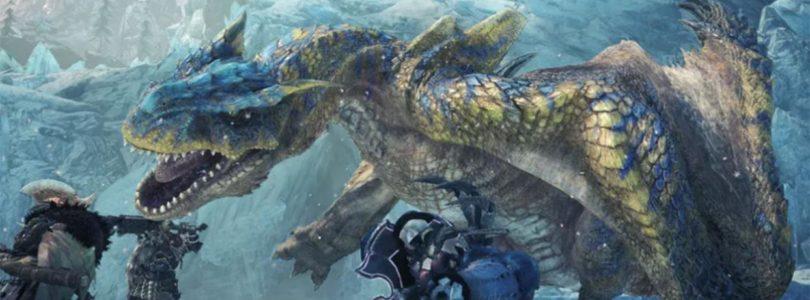 Raccoon City se unirá a Monster Hunter World: Iceborne