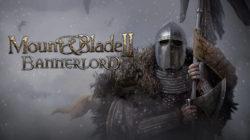 Mount & Blade II: Bannerlord saldrá en marzo 2020
