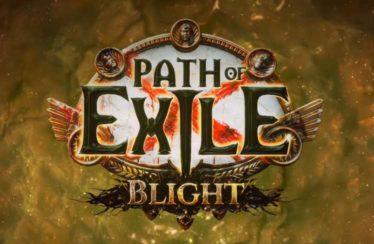 ¡Path of Exile Blight ya está disponible!