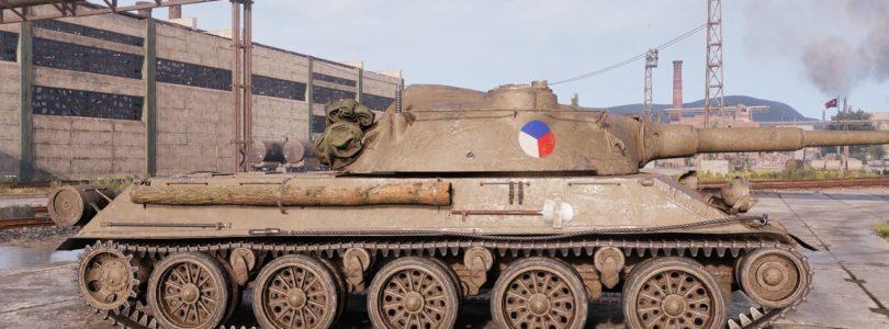 World of Tanks añade el tanque Škoda T 27
