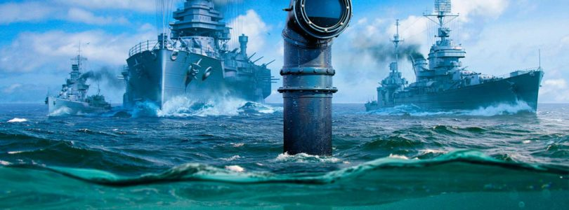 Los submarinos están de camino al mundo de World of Warships
