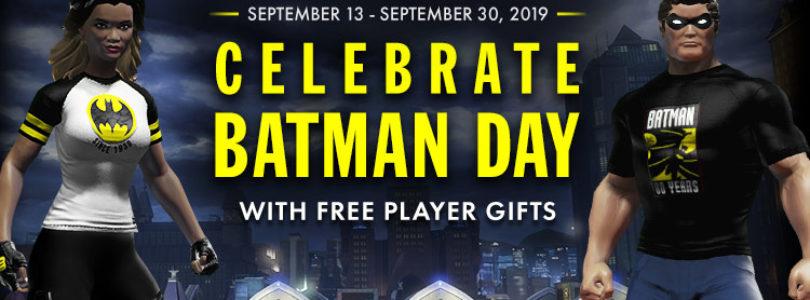 Evento por los 80 años de Batman en DC Universe Online