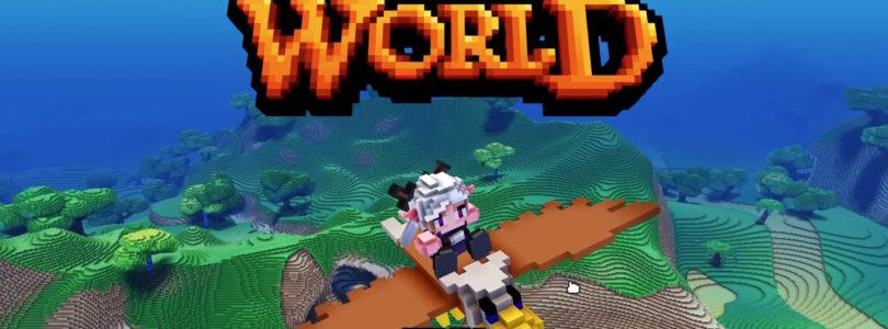 Cube World comenzará la beta cerrada en Steam el 23 de septiembre