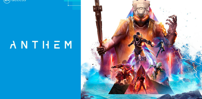 Bioware confirma que trabajan en la reconstrucción completa de Anthem