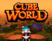 Cube World regresa y prepara su lanzamiento en Steam