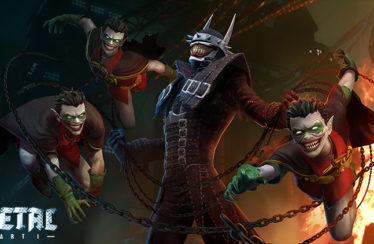 DC Universe Online lanza su episodio «Metal Part 1»