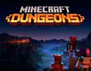 Cinemática de historia y nuevo gameplay de Minecraft Dungeons