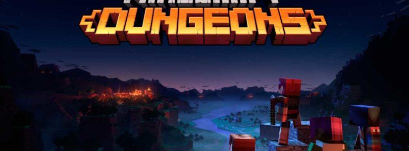 ¡Ya está disponible Minecraft Dungeons!