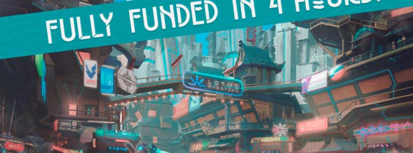 Zenith, el MMO de VR cyberpunk, comparte nuevos detalles