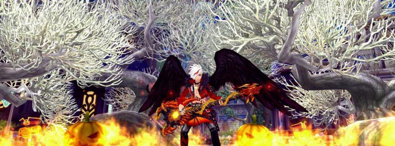 Aura Kingdomañade un nuevo personaje y un eventoGaia Chronicle