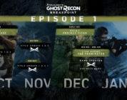 Tom Clancy's Ghost Recon Breakpoint arregla numerosos errores y presenta su hoja de ruta