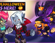 Arranca el evento de Halloween de Brawlhalla y el crossplay con PlayStation 4