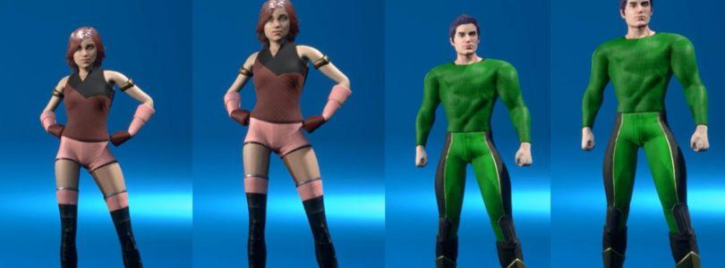 Arranca la beta del creador de personajes de Ship of Heroes