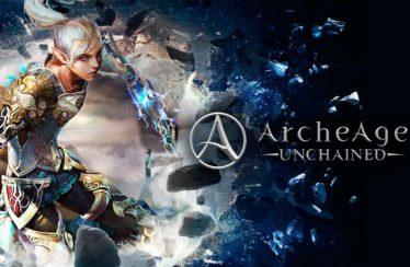 Hoy es el lanzamiento oficial de ArcheAge Unchained
