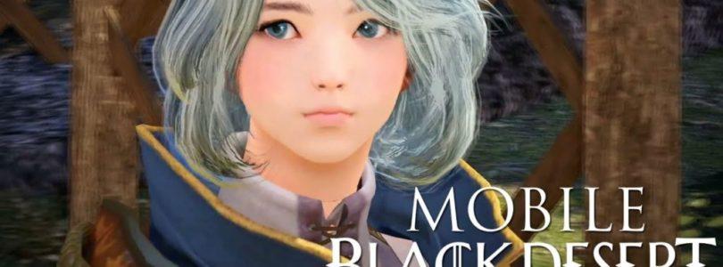¡Black Desert Mobile ya está disponible en todo el mundo!