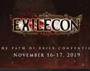 Todos los detalles de la retransmisión de la ExileCon, la convención de Path of Exile