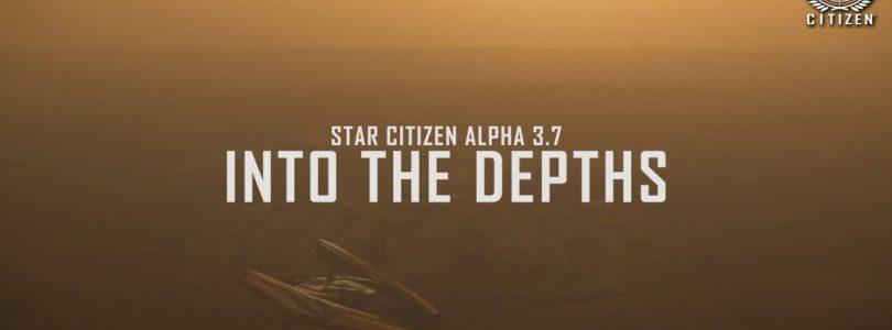 Star Citizen lanza su alpha 3.7.0 con nuevas armas, naves y características