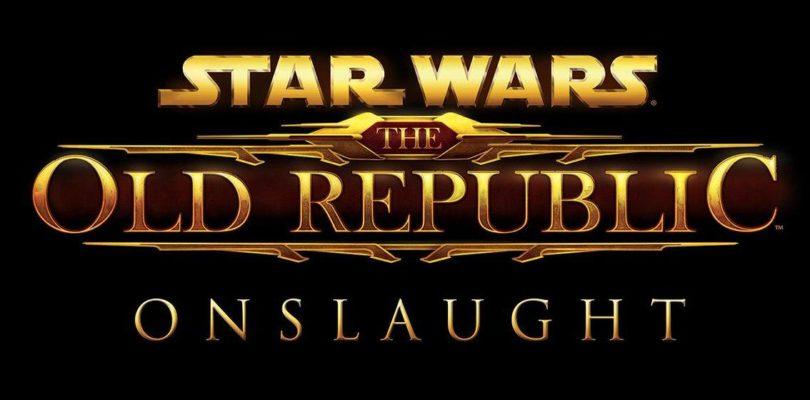 El último tráiler de SWTOR: Onslaught compartido por el twitter oficial de Star Wars