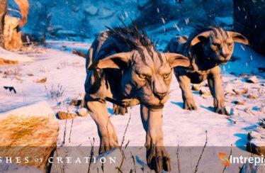 Un vistazo a la creación de algunas de las criaturas de Ashes of Creation