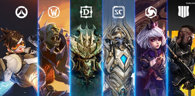 Todas las ofertas de Black Friday de Blizzard