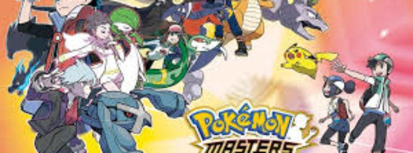 Pokémon Masters añade tres nuevos capítulos a la historia y más Pokémon de anteriores generaciones