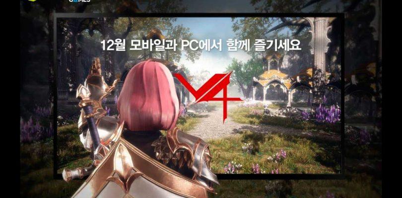 El MMORPG multiplataforma V4 despliega su actualización más grande hasta la fecha