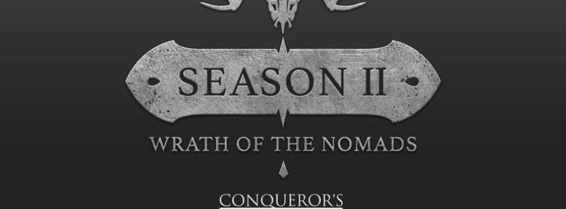 La Temporada 2: Wrath of the Nomads llega a Conqueror's Blade