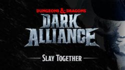 Wizards of the Coasts presenta Dark Alliance, un juego de acción-RPG en tercera persona