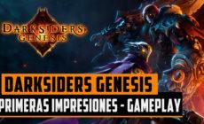 Primeras impresiones: Darksiders Genesis