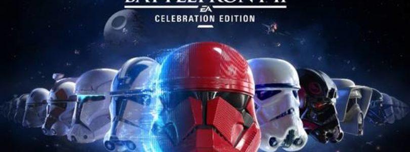 Star Wars Battlefront II: Celebration Edition, ya disponible para Xbox One, PlayStation 4 y PC