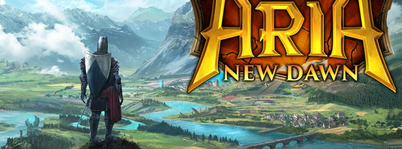 Ya está en Steam Legends of Aria: New Dawn, la versión Free to Play con limitaciones