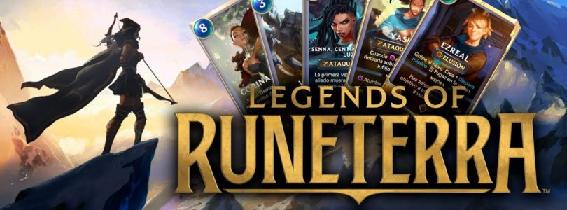 Riot Games agradece por carta a los jugadores de Legends of Runeterra antes de la beta