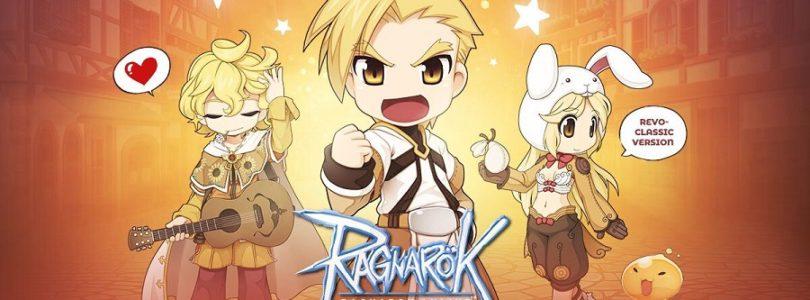 ¡Repartimos 50 paquetes de inicio para Ragnarok Revo-Classic!
