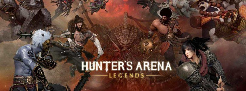 ¡Repartimos 200 claves para la beta de Hunter's Arena: Legends!
