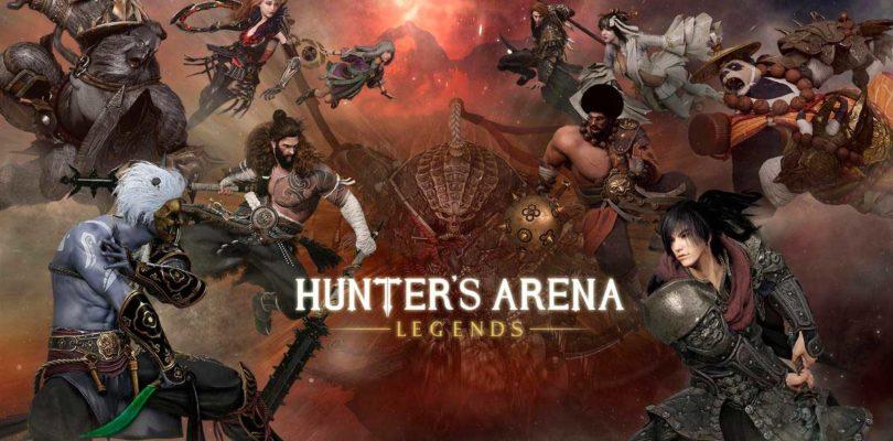 ¡Repartimos 200 claves para la beta de Hunter's Arena: Legends!