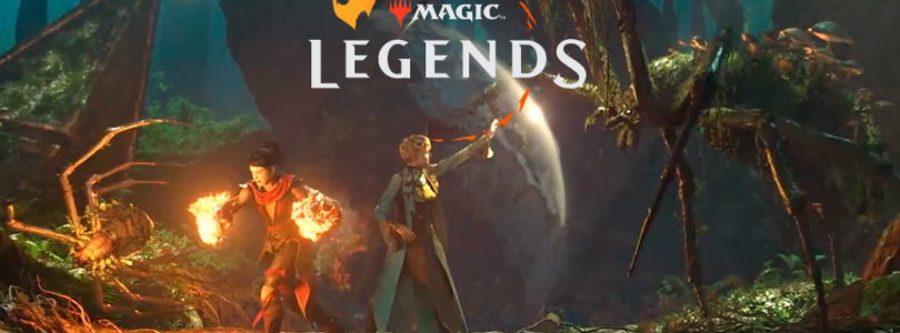 Un primer vistazo al sistema de equipamiento de Magic Legends