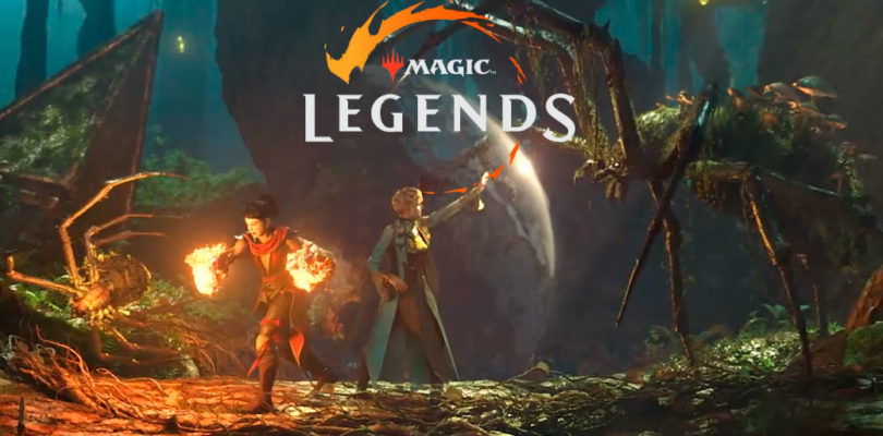 Magic: Legends ya está en beta abierta en PC