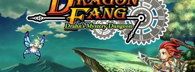 DragonFang – Drahn's Mystery Dungeon un RPG gratuito que saldrá en Steam la semana que viene