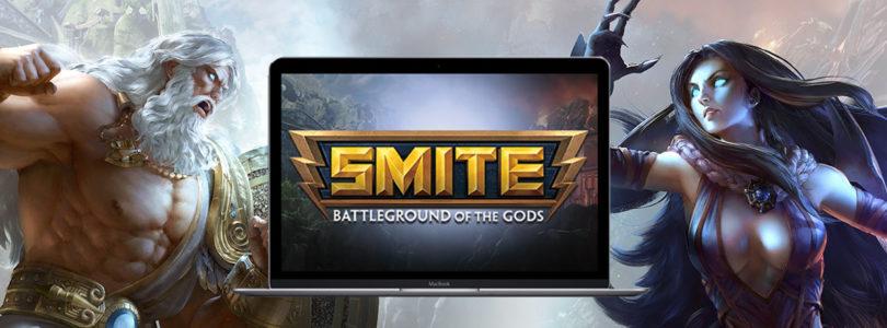 SMITE no se podrá jugar en MAC OS Catalina a partir de la Season 7
