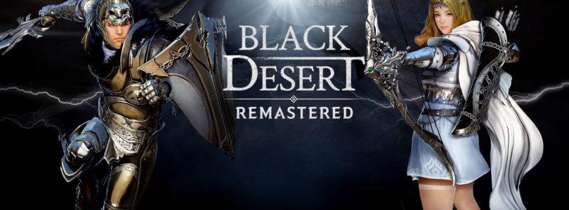 Consigue Black Desert de forma gratuita para celebrar el traspaso del servicio a Pearl Abyss